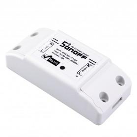Sonoff BASIC Wifi Smart Switch - TSR588 - White - 2