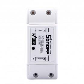Sonoff BASIC Wifi Smart Switch - TSR588 - White - 3