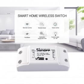 Sonoff BASIC Wifi Smart Switch - TSR588 - White - 7