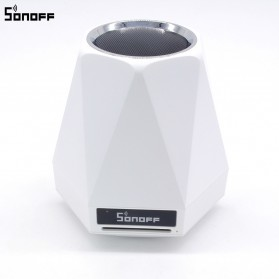 Sonoff SC Smart Home Indoor Environment Monitor Device - White