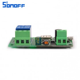 Sonoff Smart Wireless Relay Module Home Automation 12V - Green - 2