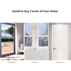 Sonoff Smart Alarm Sensor Pintu Jendela Rumah WiFi - DW2 - White - 10