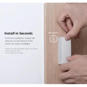 Sonoff Smart Alarm Sensor Pintu Jendela Rumah WiFi - DW2 - White - 11