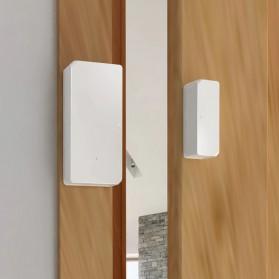 Sonoff Smart Alarm Sensor Pintu Jendela Rumah WiFi - DW2 - White - 4