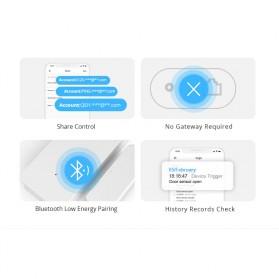 Sonoff Smart Alarm Sensor Pintu Jendela Rumah WiFi - DW2 - White - 6