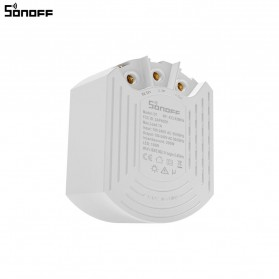 Sonoff Smart Dimmer WiFi Switch Remote Voice Control - D1 - White - 9