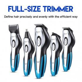 Kemei Alat Cukur Elektrik 11 in 1 Hair Trimmer Shaver - KM-5031 - 2
