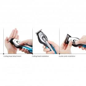 Kemei Alat Cukur Elektrik 11 in 1 Hair Trimmer Shaver - KM-5031 - 7