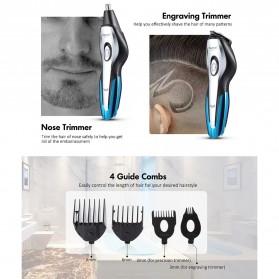 Kemei Alat Cukur Elektrik 11 in 1 Hair Trimmer Shaver - KM-5031 - 10