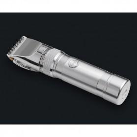 Kemei Alat Cukur Elektrik Hair Trimmer Shaver - KM-9801 - 6