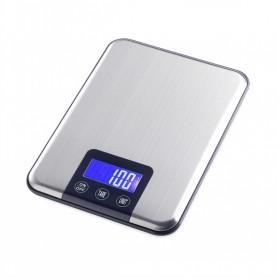 Taffware Digipounds Timbangan Dapur 15kg 1g - K8H - Silver - 4
