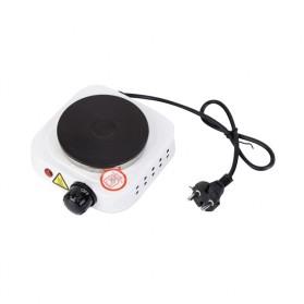 Taffware Kompor Elektrik Pemanas Air Kopi Susu Minuman Mini Heater Stove Pot 500W - HP-500A - White - 2