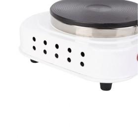 Taffware Kompor Elektrik Pemanas Air Kopi Susu Minuman Mini Heater Stove Pot 500W - HP-500A - White - 3