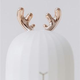 3Life Air Humidifier Pelembab Udara Aromatherapy Oil Diffuser 220ml - 3Life-318 - Pink - 4