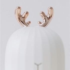 3Life Air Humidifier Pelembab Udara Aromatherapy Oil Diffuser 220ml - 3Life-318 - White - 4