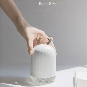 3Life Air Humidifier Pelembab Udara Aromatherapy Oil Diffuser 220ml - 3Life-318 - White - 5