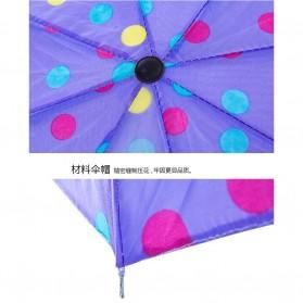 Kocotree Payung Lipat Mini Warna Acak - 4860 - Mix Color - 5