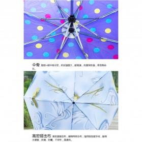 Kocotree Payung Lipat Mini Warna Acak - 4860 - Mix Color - 6