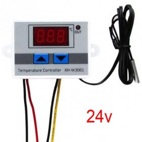 Digital Temperature Control Thermostat Microcomputer 24V - XH-W3001