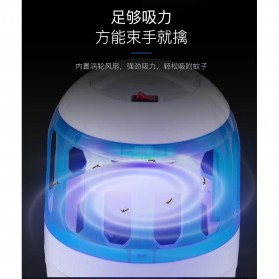 CLAITE Pembasmi Nyamuk UV Photocatalyst - ZC26501-02 - White - 3