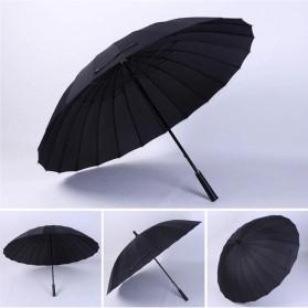 Payung Klasik Super Resistant - AA098 - Black