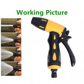 SPTA Semprotan Air Steam Cuci Mobil Nozzles Spray Water Gun - W204 - Yellow