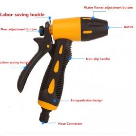 SPTA Semprotan Air Steam Cuci Mobil Nozzles Spray Water Gun - W204 - Yellow - 3