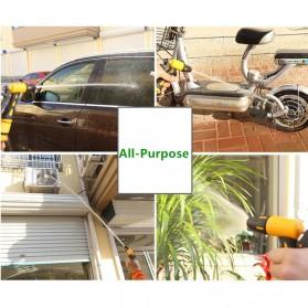 SPTA Semprotan Air Steam Cuci Mobil Nozzles Spray Water Gun - W204 - Green - 4