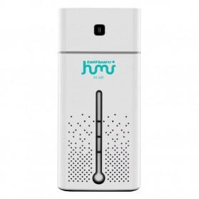 Taffware Air Humidifier Aromatherapy RGB Night Light 1000ml - HUMI KS-600 - White - 2