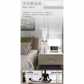 Taffware Air Humidifier Aromatherapy RGB Night Light 1000ml - HUMI KS-600 - White - 3
