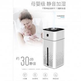 Taffware Air Humidifier Aromatherapy RGB Night Light 1000ml - HUMI KS-600 - White - 8