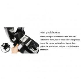 Taffware Pengering Sepatu Elektrik 200W 220V Shoe Dryer - lll0152ls - Black - 3