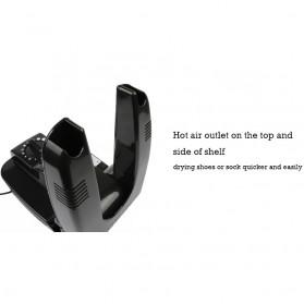 Taffware Pengering Sepatu Elektrik 200W 220V Shoe Dryer - lll0152ls - Black - 7