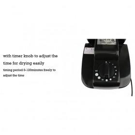 Taffware Pengering Sepatu Elektrik 200W 220V Shoe Dryer - lll0152ls - Black - 8