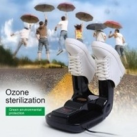 Taffware Pengering Sepatu Elektrik 200W 220V Shoe Dryer - lll0152ls - Black - 9