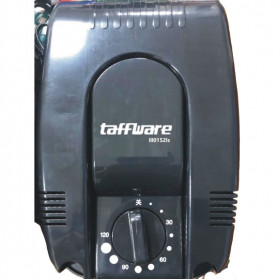 Taffware Pengering Sepatu Elektrik 200W 220V Shoe Dryer - lll0152ls - Black - 10