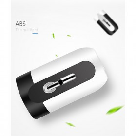 Alloet Pompa Elektrik Air Minum Galon Rechargeable Smart Wireless Pumping - SY-WD-01 - Black - 6