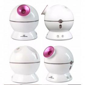 Air Humidifier Pelembab Wajah Udara Hot Cold Facial Care - KD-2331-3 - White