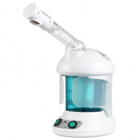 Air Humidifier Pelembab Wajah Udara Hot Mist Facial Care - KD-2328 - White
