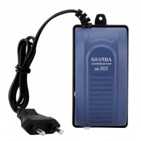 Shanda Mini Aquarium Oxygen Pump Pompa Aquarium 1.2W - SD-900 - Gray