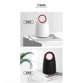 LED365 Pembasmi Nyamuk UV LED USB Mosquito Repellent - WD-08 - Black - 3