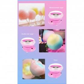 ANIMORE Mesin Pembuat Gula-Gula Kapas Cotton Candy - NY-C450 - Blue - 6