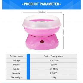 ANIMORE Mesin Pembuat Gula-Gula Kapas Cotton Candy - NY-C450 - Blue - 9
