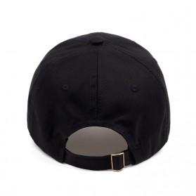 Topi Baseball No New Friend Hip Hop Sport Fashion Hat - Q455040 - Black - 4