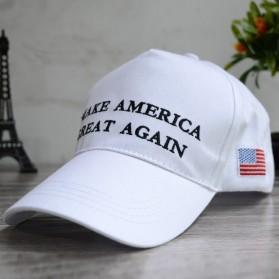 Topi Baseball Make America Great Again Sport Fashion Hat - 935052 - Black - 6