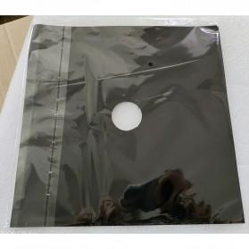 Alas Cover Kompor Anti Minyak Reusable Stovetop Burner Protector 27x27cm 4 PCS - CM-KW0288 - Black - 5