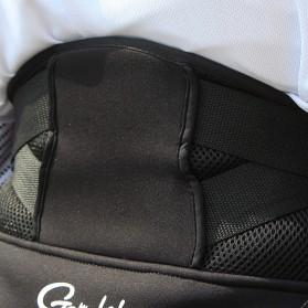 Gamakatsu Ikat Pinggang Bantal Alas Duduk Memancing Anti Slip Cushion - JT229 - Black - 2