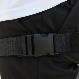 Gamakatsu Ikat Pinggang Bantal Alas Duduk Memancing Anti Slip Cushion - JT229 - Black - 4