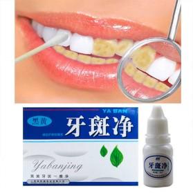 Ya Ban Pemutih Gigi Teeth Whitening Essence Cleaning Serum 10ML - A546