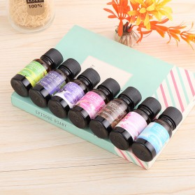 Taffware HUMI Pure Essential Fragrance Oils Minyak Aromatherapy Diffusers 10ml Lavender - TSLM1 - 3